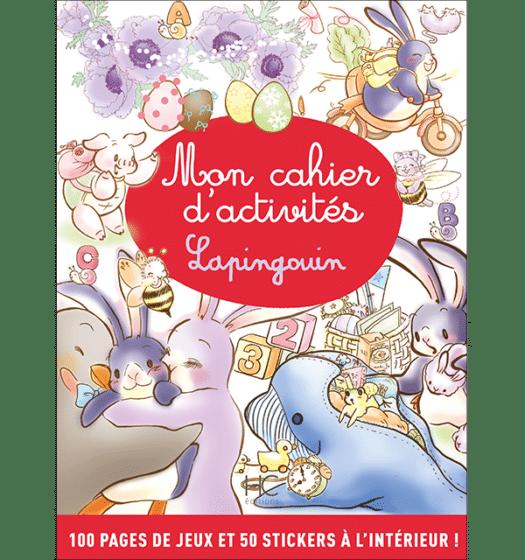 Mon cahier d'activités Lapingouin