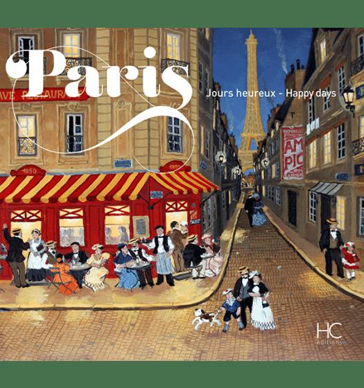 Paris jours heureux