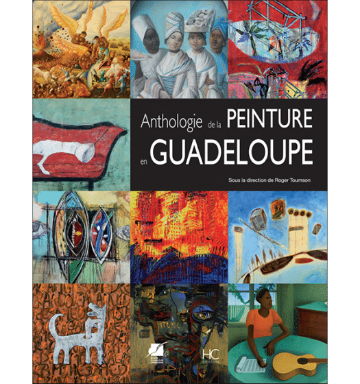 anthologie de la peinture en guadeloupe