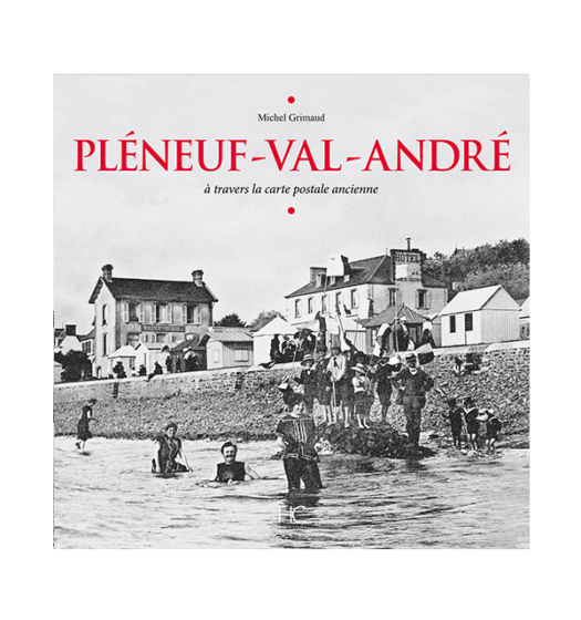 pleneuf-val-andre a travers la carte postale ancienne
