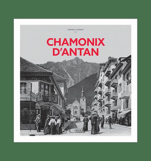 chamonix antan nouvelle edition