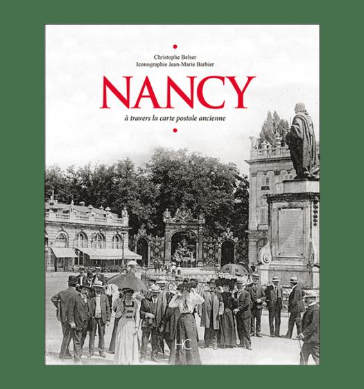 nancy a travers la carte postale ancienne
